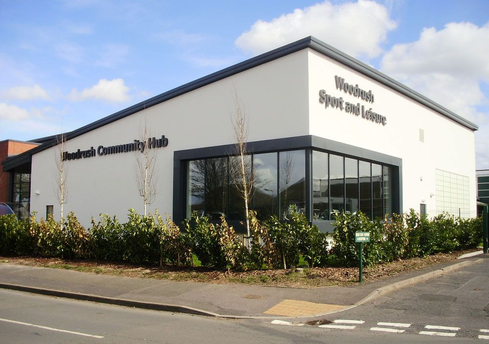 woodrush sports and leisure centre
